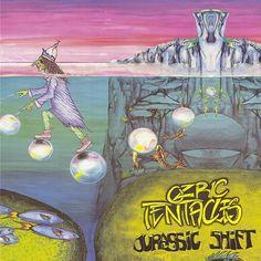 "Ozric Tentacles - Jurassic Shift on Pink 180g LP + Bonus 12"" Single (Awaiting Repress)"
