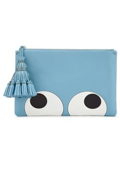 Best Leather Wallets For Women 2019 Best Leather Wallet, Leather Clutch Bags, My Bags, Purses And Bags, Leather Bag Design, Sacs Design, Novelty Bags, Anya Hindmarch, Hobo Handbags