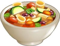 Recipe-Uncle Joey's Minestrone Soup