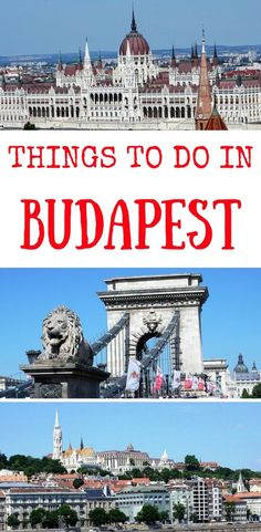 A travel guide to Budapest Hungary. Things to do in Budapest in 3 days. What to do in Budapest Hungary, A travel itinerary to Budapest. How to spend 3 days in Budapest.