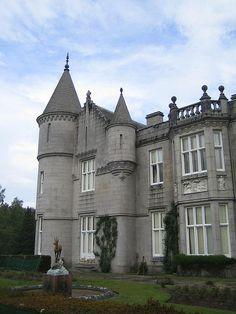 Balmoral Castle, Ballater, Scotland