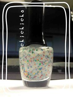 Unknown color from The Face Shop Swatch   chichicho~ nail art addicts