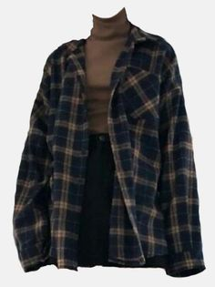 casual date ideas Edgy Outfits, Cute Casual Outfits, Mode Outfits, Retro Outfits, Fall Outfits, Vintage Outfits, Soft Grunge Outfits, Plaid Shirt Outfits, Hipster Outfits