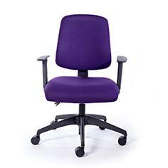 Tally High Back Office Chair