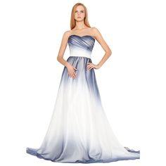 alternative wedding dress black and white wedding dress Palas ...