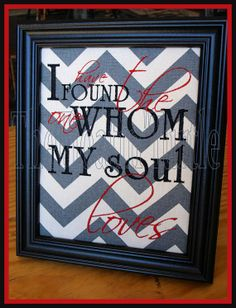 Hey, I found this really awesome Etsy listing at http://www.etsy.com/listing/161547730/song-of-solomon-34-burlap-chevorn