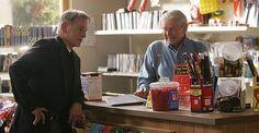 Gibbs & his father, NCIS
