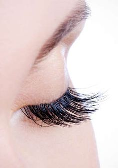Tomika Gordon at Salon Lofts - Semi-permanent eyelash extensions.  That would be AWESOME!