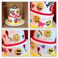 Emoji cake 😜
