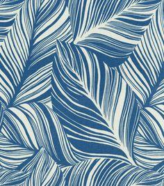 Tommy Bahama Print Fabric-Fantasy Foliage/Peninsula