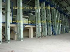 30 Ton / 70 Ton / 100 Ton /150ton Rice Milling Plant (30 Ton / 70 Ton / 100 Ton /150ton) - China rice milling machine, Huanhai