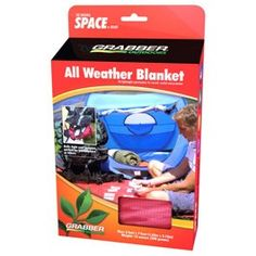 All Weather Space Blanket - Orange