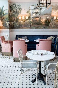 The Tamburlaine Hotel in Cambridge / via Stacie Flinner
