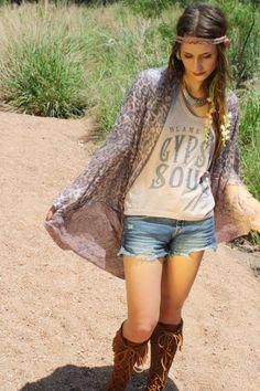 Gypsy Soul #bornbohemian - want