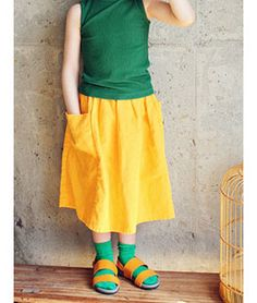 Viano Skirt is a product from the Sweven - Summer 2017 collection. You can order it at our online wholesale market for Korean children fashion brands.
