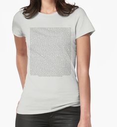 Drunk History Shirt by fall-out-boy