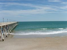 Wilmington Beach, NC, our family's most favorite beach this side of the…