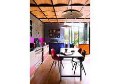 13 gyönyörű, mégis teljesen eltérő konyha - nézegetnivalók! | NOSALTY Decoration, Conference Room, Modern, Table, Furniture, Home Decor, Home Decoration, Outer Space, Decor