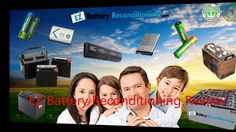 Car Battery Reconditioning | Battery Reconditioning