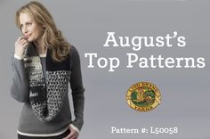 Looking for something to knit? Don't miss our hottest patterns!