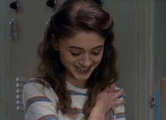Stranger Things - Natalia Dyer as Nancy Wheeler Stranger Things Netflix, Pretty People, Beautiful People, Natalie Dyer, As Nancy, Nancy Wheeler, Stranger Things Aesthetic, Celebs, Celebrities