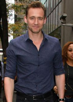 Tom Hiddleston out in New York during promotion for Crimson Peak, October 14, 2015 240561