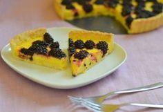 Szezonzáró szedres-citromos pite | NOSALTY – receptek képekkel