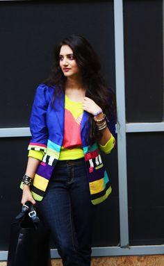 Mumbai Shopping Street Women Fashion
