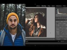 A Lightroom tutorial by Forrest Blake @RockyPines. How he edits both Portraits and Landscape photography.