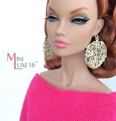 """16"""" Doll Jewelry for Tonner Tyler, Sybarite, FR16 #dolljewelry"""