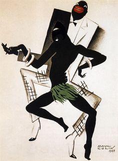 Paul Colin, 1927