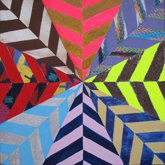 neon quilt (by elizabeth hoeckel)