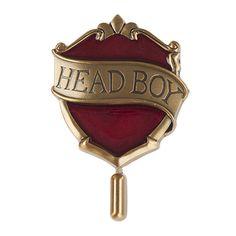 Gryffindor™ Head Boy Pin