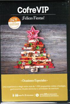 El mejor regalo de Navidad: disfruta de una multitud de experiencias. Consultanos.