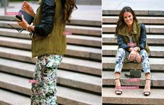What Courtney Wore | Three Looks: Courtney Kerr of What Courtney Wore | The Everygirl