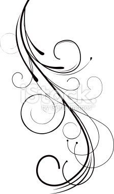 Swirl Design Stock Illustration 19462988 - iStock