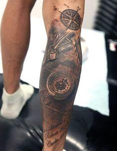 Top 75 Best Leg Tattoos For Men   tatuajes | Spanish tatuajes  |tatuajes para mujeres | tatuajes para hombres  | diseños de tatuajes http://amzn.to/28PQlav
