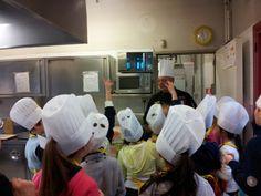 "Little Chefs grow up! ""100 giorni di frutta"" food education project..."