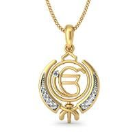 The ek onkar pendant hindi and punjabi thoughts pinterest browse through a wide range of beautifully handcrafted religious pendant designs starting at certified money back lifetime exchange cod aloadofball Images