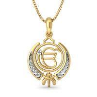 The sacred ek onkar pendant jewellery pinterest the khalsa pendant aloadofball Images