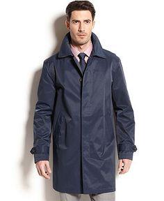 Lauren by Ralph Lauren Stanza Raincoat - Coats & Jackets - Men - Macy's
