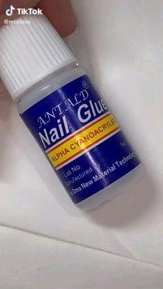Colored Acrylic Nails, French Acrylic Nails, Simple Acrylic Nails, Summer Acrylic Nails, Best Acrylic Nails, Acrylic Nail Designs, Remove Acrylic Nails, Grunge Nails, Swag Nails