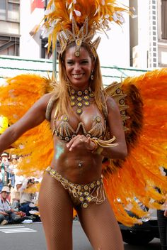 Brazilian Samba Dance Classes for Beginners.
