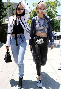 Gigi Hadid Athleisure Outfits That You Can Try