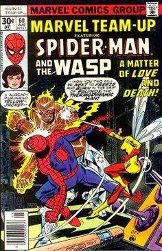Marvel Team-Up # 60 by Al Milgrom