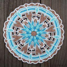 Die 800 Besten Bilder Von Crochet Mandala In 2019 Crochet Mandala