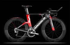 2016 Argon18 E-119tri triathlon bike