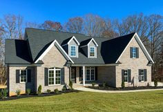 159 Best Brick Home Styles And Colors Images In 2019