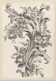 File:Alexis Peyrotte - Floral and Acanthus Leaf Design - Google Art Project.jpg