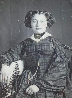 Daguerreotype Young Woman | eBay